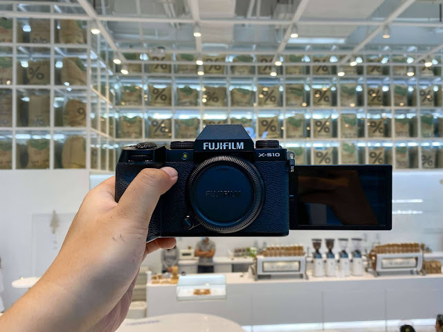 Patty Villegas - The Lifestyle Wanderer - Top 2020 Tech and Lifestyle Discoveries - Review - Fujifilm X-S10