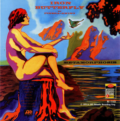 Iron Butterfly ~ 1970b ~ Metamorthosis
