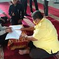 Momentum Panandatanganan  AKTA PENDIRIAN YAYASAN CENTER FOR QUR'AN EL-JAMAAH