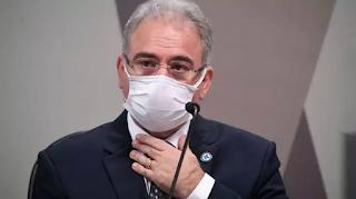 Ministro da saúde não crê em evidências das vacinas