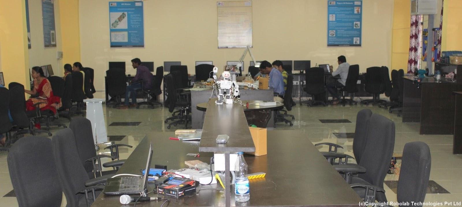 Marri Laxman Reddy Institute of Technology, Hyderabad Robolab (6).jpg