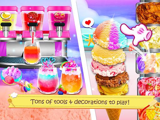 Unicorn Ice Cream Sundae - Ice Desserts Maker 1.1 screenshots 12