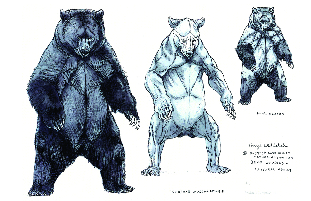 Character and Creature Design Notes: An Interview with Terryl ...