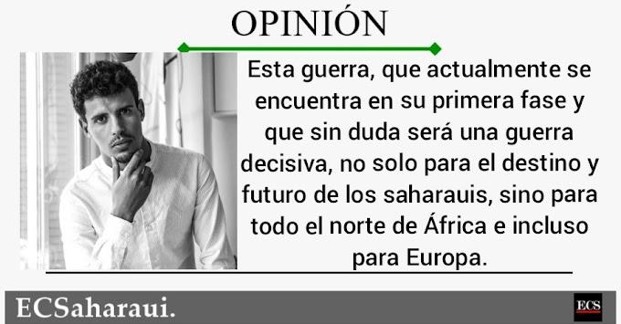 La actual guerra del Sahara Occidental es decisiva para Europa.