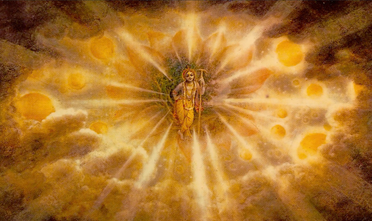 Cross-cultural Traces Of Vedic Civilization