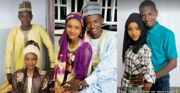 19-year-old Boy Marries 15-year-old Girl In Northern Nigeria (Photos)