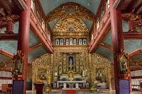 Phat Diem Cathedral in Vietnam