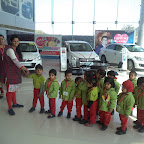 P.G. FIELD TRIP TO CARS SHOWROOM 16.12.2016