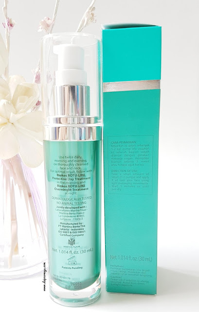 BIOKOS BOTU-LIKE Wrinkle Filling Serum
