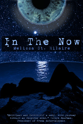 In the Now by Melissa St. Hilaire (front cover)