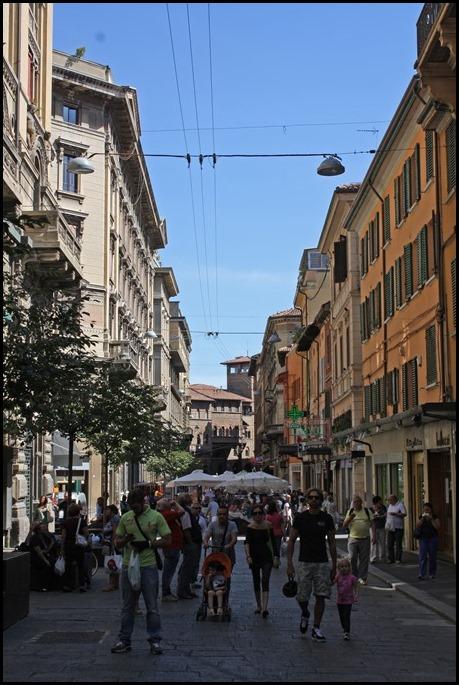 Street Scene Bologna