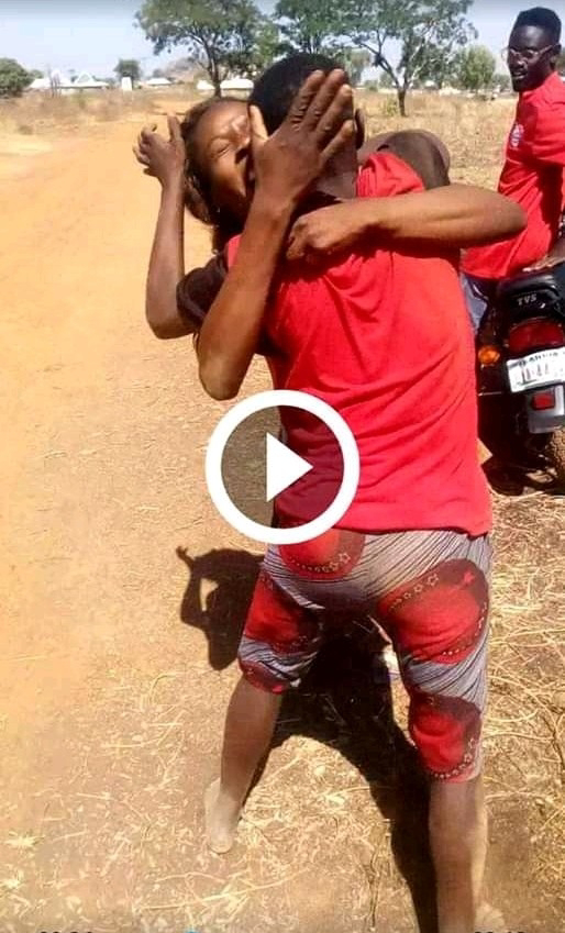 Two Girls Fighting Each Other On Top Calling Themselves Asawo (Video)