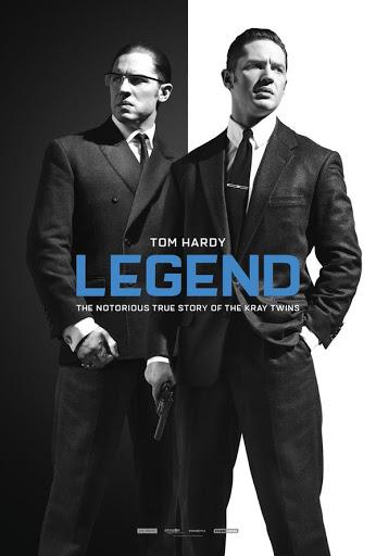 Legend (2015) อาชญากรแฝด แสบมหาประลัย