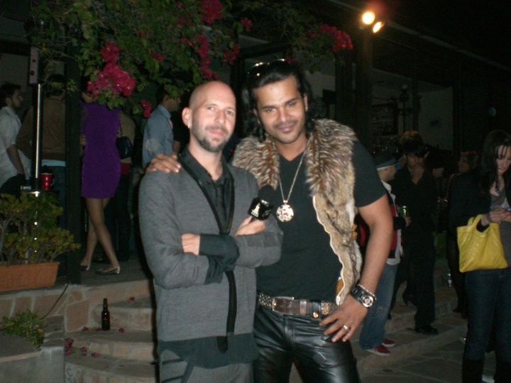 Pua James Matador And Neil Strauss Aka Style, Matador