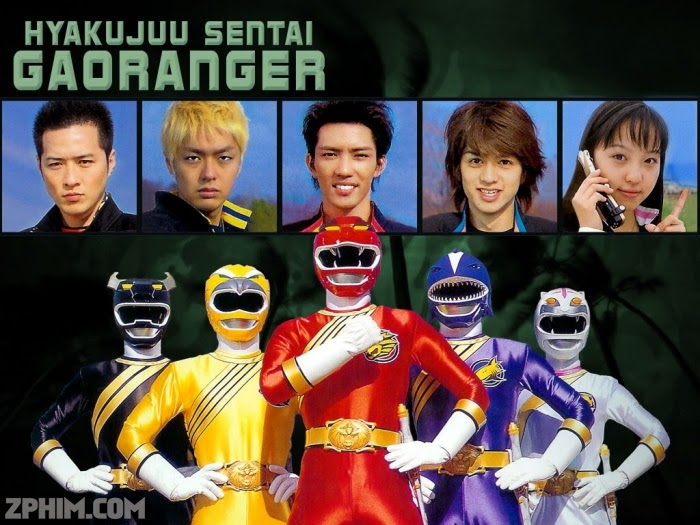 Ảnh trong phim 5 Anh Em Siêu Nhân Gao - Hyakujuu Sentai Gaoranger 2