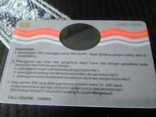 Syarat Perpanjang SIM B1 dan SIM B1 Umum, Begini Sob !!!