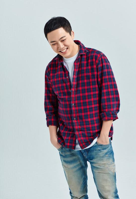 Zhang Yiming China Actor