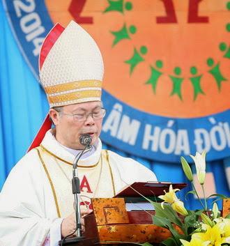 Bài giảng lễ Đại hội Giới trẻ giáo tỉnh Hà Nội - 2014