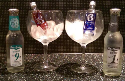 Gin, Gin Club, No6 Gin, G&T, Peter Spanton Mixers