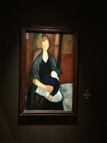 Modigliani au LAM