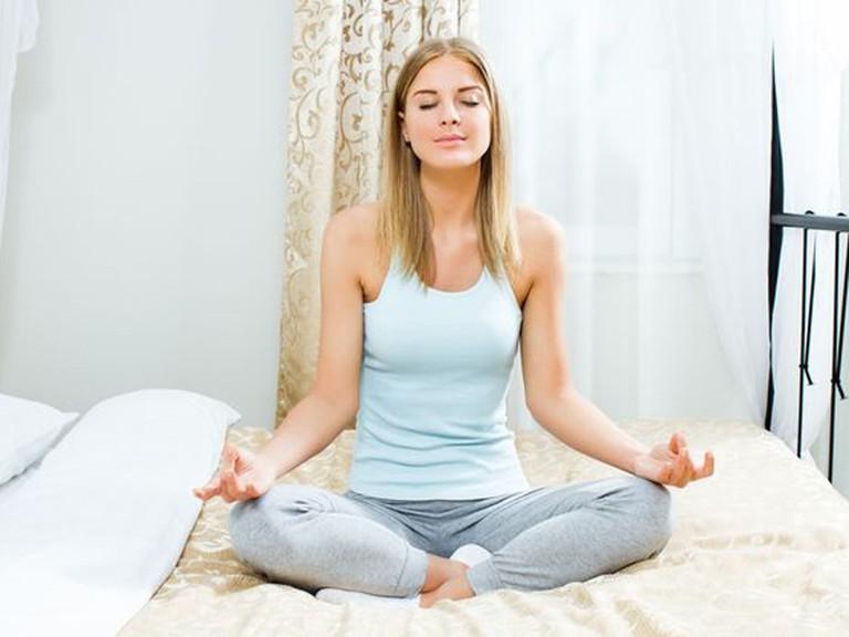 Bài tập thở giúp bạn giảm stress hiệu quả
