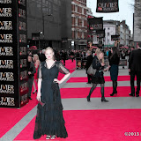 WWW.ENTSIMAGES.COM -  Romola Garai   at      The Olivier Awards at Royal Opera House, Covent Garden, London, April 28th 2013                                               Photo Mobis Photos/OIC 0203 174 1069
