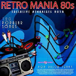 CD Retro Mania 80s Disco Funky (Torrent) download