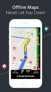 CoPilot Truck GPS - náhled