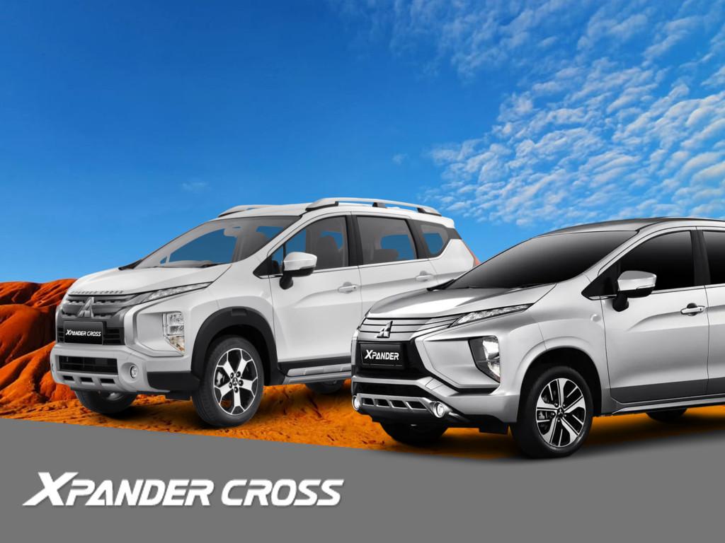 Mitsubishi Xpander Cross LMVP Crossover