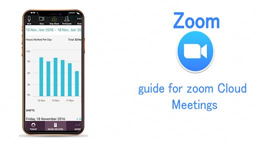 tips for zoom Cloud Meetings screenshot 2