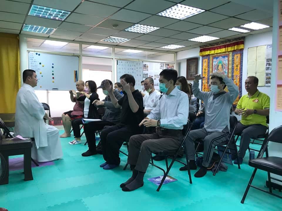 2021/03/19   ◎宇宙大道·萬真玄功◎  班別:台北研習ㄧ班