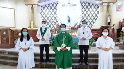 Pater Tuan Kopong MSF: Benarkah Iran Mengusir Biarawati Italia?