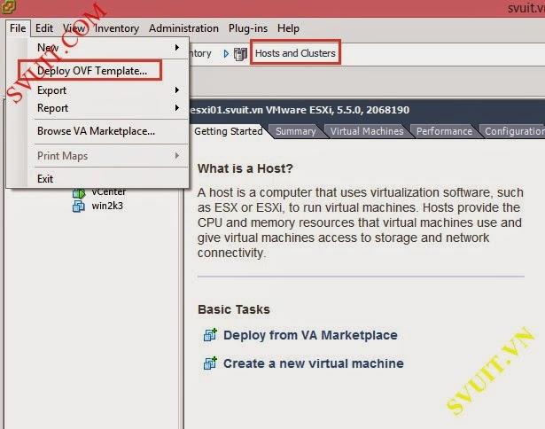 install VMware vSphere App HA 5