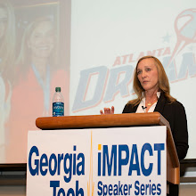 Mary Brock IMPACT speaker series