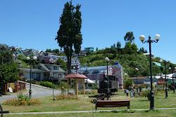 Ile de Chiloé, Castro.