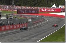 Valtteri Bottas ha vinto il gran premio d'Austria 2017