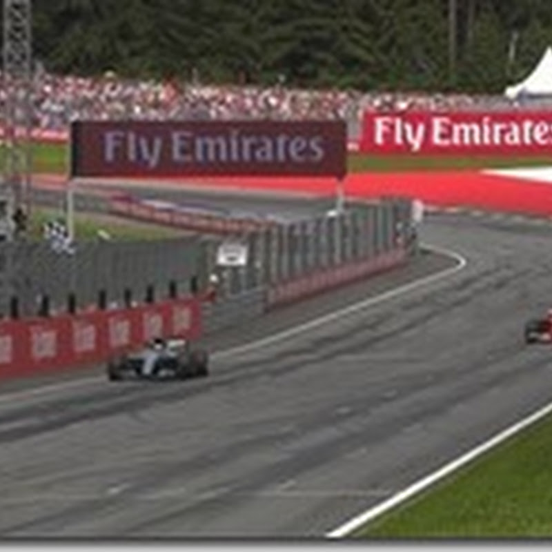 GP d'Austria: Domina Bottas. Vettel secondo