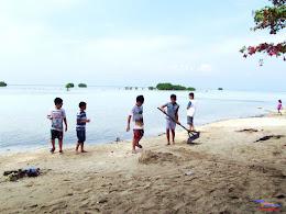 family trip pulau pari 140716 Fuji 027
