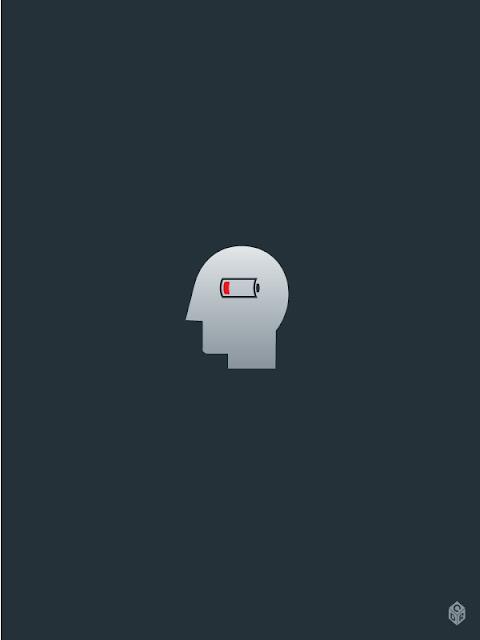 low battery brain