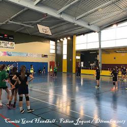 Regroupement Gard / Hérault Filles collectifs 2004