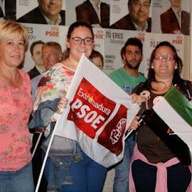 Celebración sede PSOE Montijo