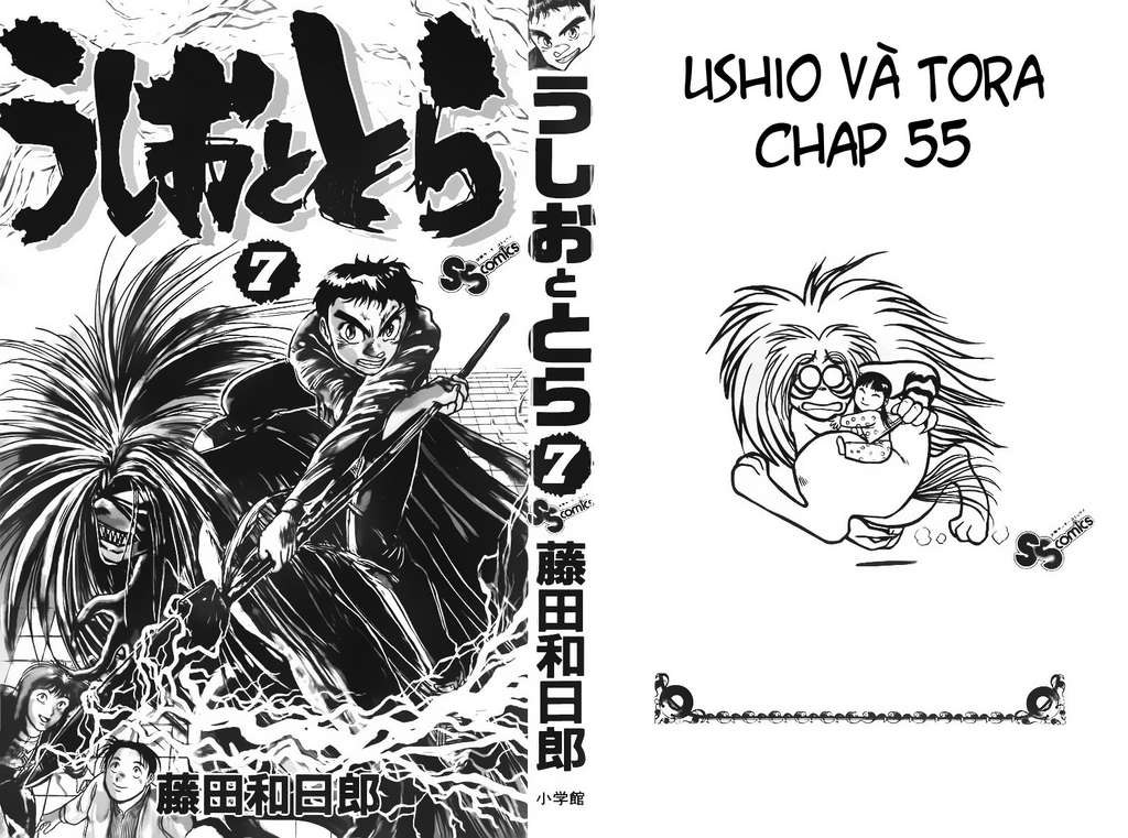 Ushio and Tora Chap 55 - Truyen.Chap.VN