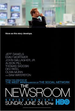The Newsroom - 1ª Temporada (2012)