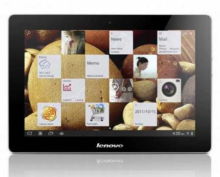 lenovo ideapad s2 android tablet 1 Lenovo IdeaPad S2 10 Review and Specs | Android 4.0 Tablet