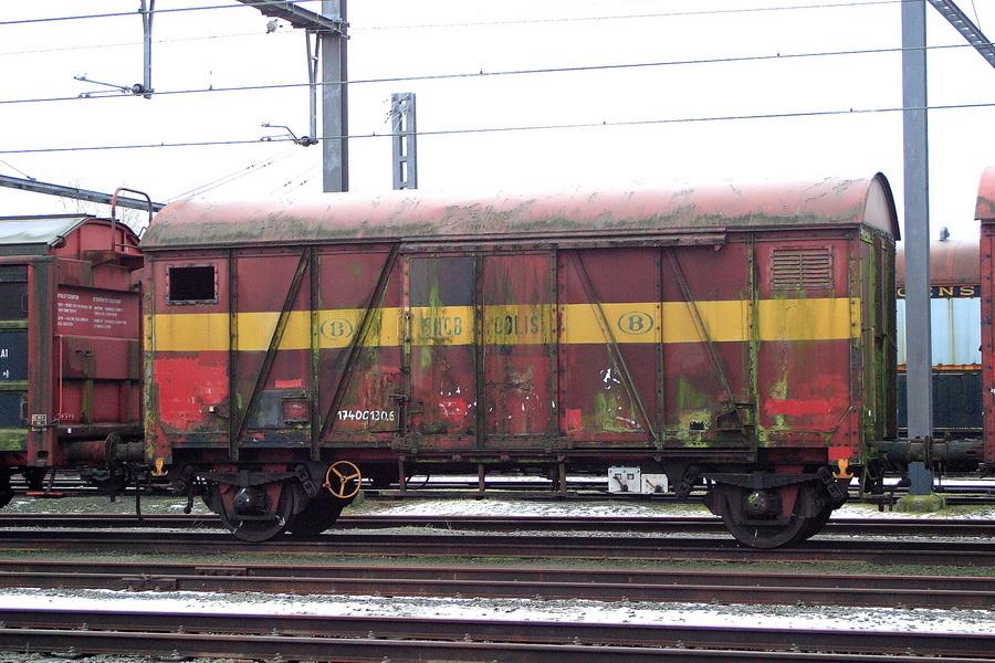 GkLms Colli Leuven 14-01-2010 (foto Tim H)