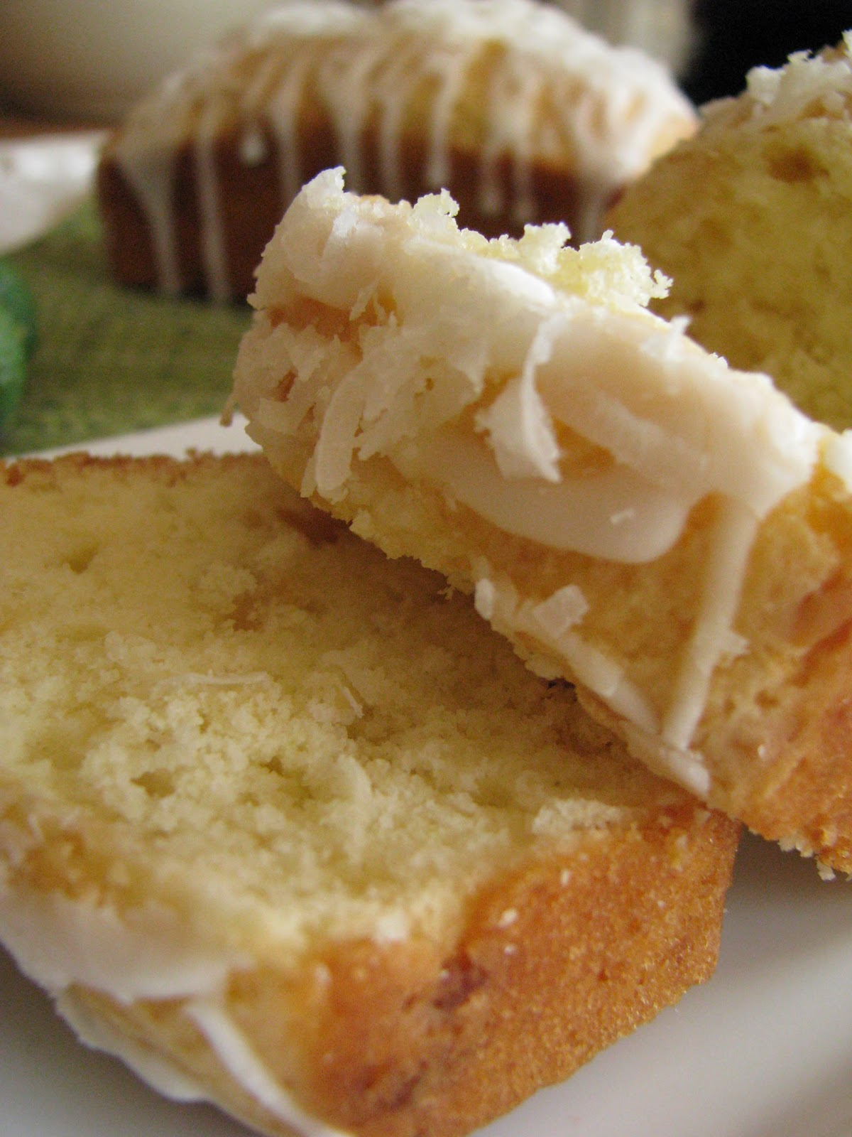 Wedding Vows And Key Lime And Coconut White Chocolate Pound Cake | The ...