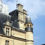 Château d'Ecouen : tourelle
