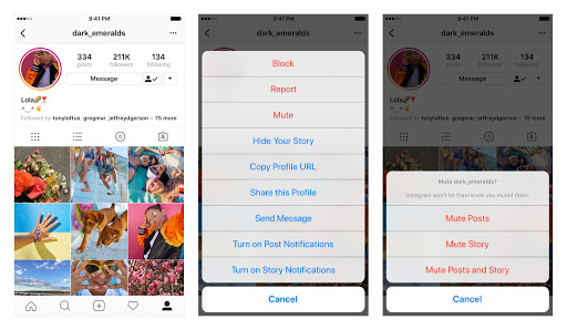 Hiding Annoying Chats Just Got Better With Instagram's New Mute feature 1