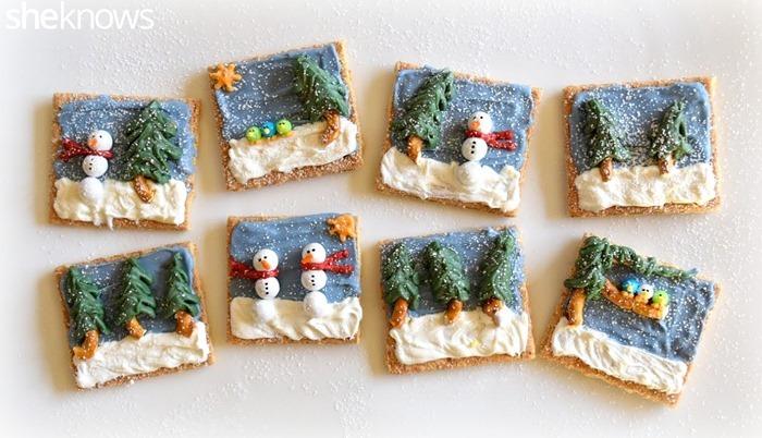 Graham-cracker-winter-treats