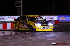 Yellow Toyota AE86